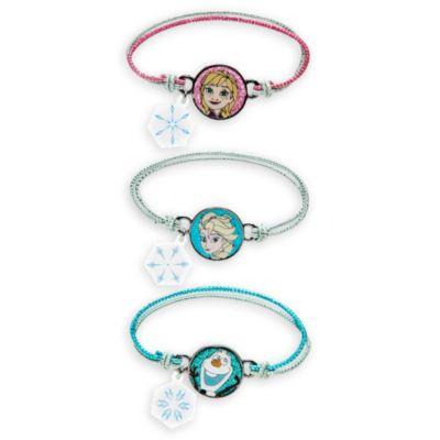 Bracelets d'amitié La Reine des Neiges