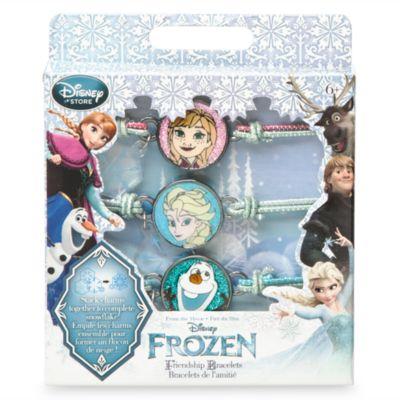 Die Eiskönigin - völlig unverfroren - Freundschaftsarmbänder