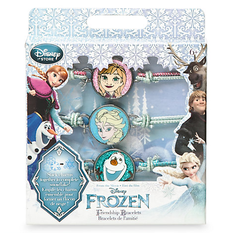 Frozen Friendship Bracelets