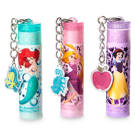 Set balsami per labbra Principesse Disney