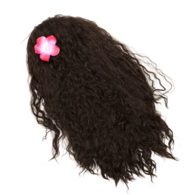 Moana Costume Wig