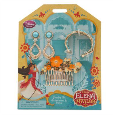 Set joyería Elena de Avalor