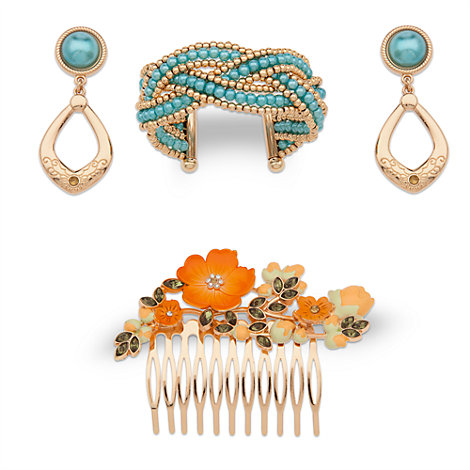 Parure de bijoux Elena d'Avalor