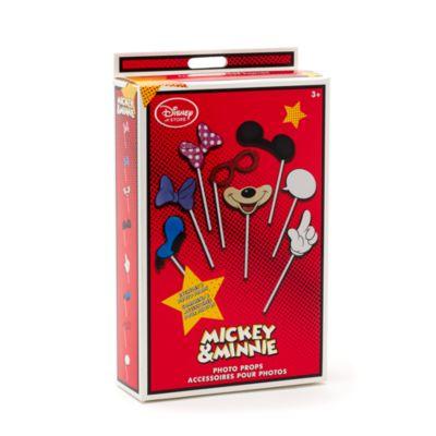 Accesorios escenografía Mickey y Minnie