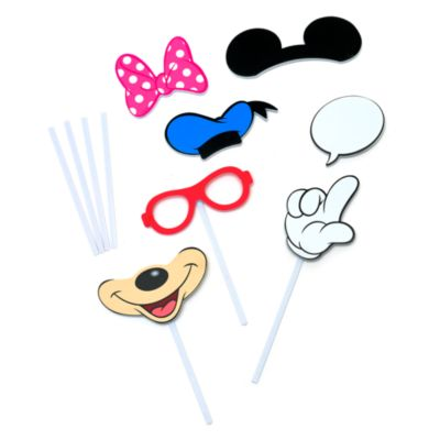 Mickey and Minnie Photo Props