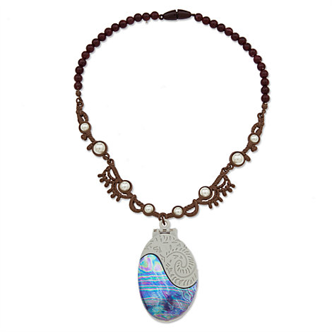 Collier coquillage musical Vaiana