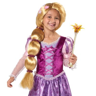 Rapunzel udklædningsparyk til børn, To På Flugt: Serien