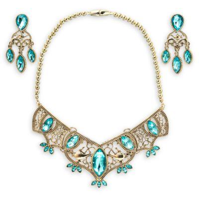 Parure de bijoux de déguisement princesse Jasmine