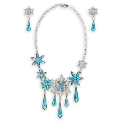Set de joyería de Elsa, Frozen