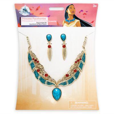 Set de joyería de Pocahontas