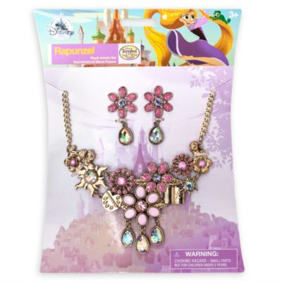 Rapunzel Costume Jewellery Set