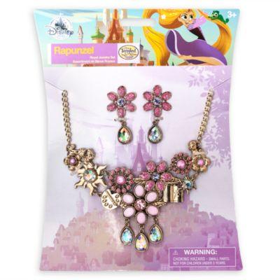 Set di gioielli per costume di Rapunzel, Rapunzel: La Serie