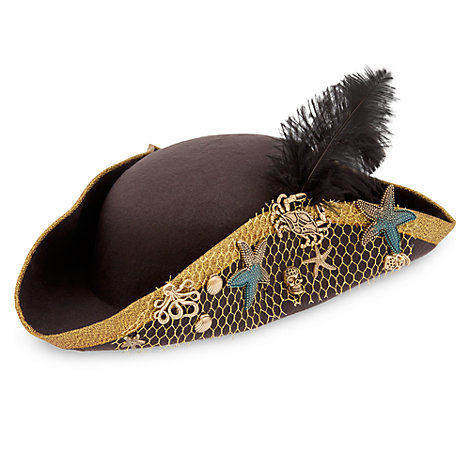 Sombrero del disfraz infantil de Uma, Los Descendientes 2 de Disney