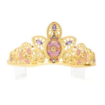 Rapunzel tiara til udklædning, To på flugt