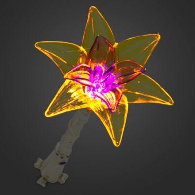 Varita mágica con luz Rapunzel, Enredados