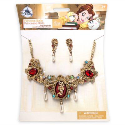 Parure de bijoux de déguisement Belle