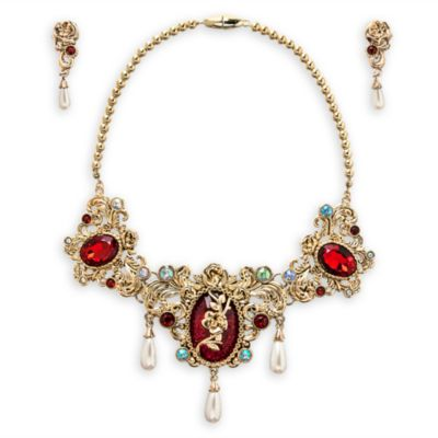 Belle Costume Jewellery Set