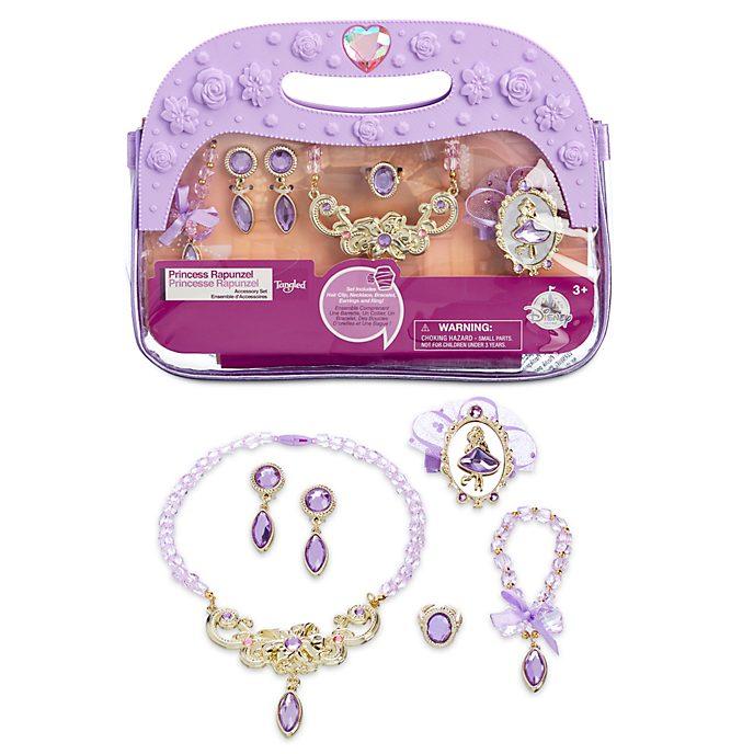 Rapunzel - Kostüm-Accessoire-Set