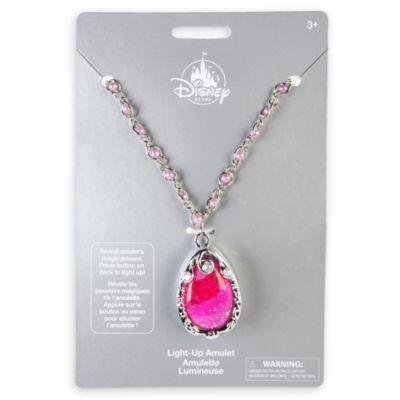 Amulette lumineuse Princesse Sofia
