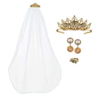 Set de joyería de la boda de La Sirenita