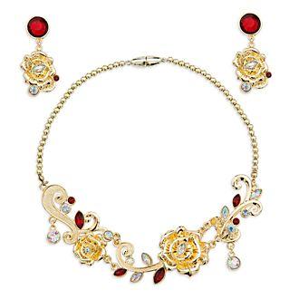 Set gioielli per costume Belle Disney Store