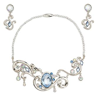 Disney Store Cinderella Costume Jewellery Set