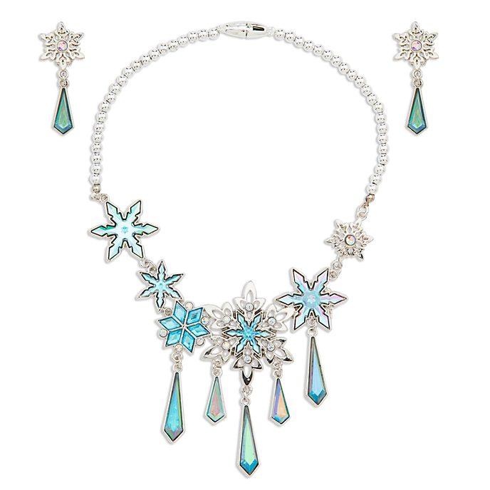 Disney Store Parure de bijoux Elsa de déguisement