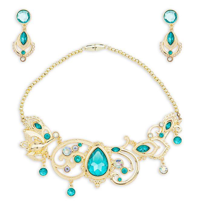 Set joyería para disfraz princesa Yasmín, Disney Store