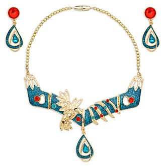 Disney Store Pocahontas Costume Jewellery Set
