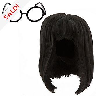 Parrucca e occhiali bimbi per costume Edna Mode Disney Store