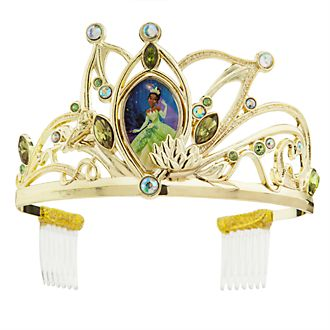 Disney Store Tiana Costume Tiara, The Princess and the Frog