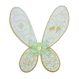 Disney Store Tinker Bell Light-Up and Glow Wings