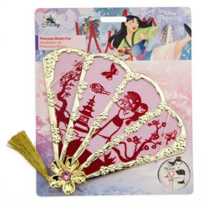 Disney Store Princess Mulan Fan