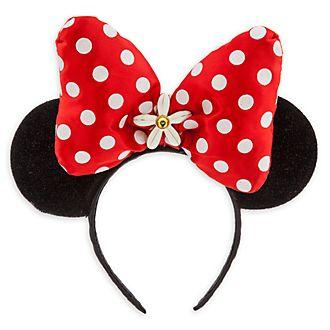 Diadema con orejas roja Minnie, Disney Store