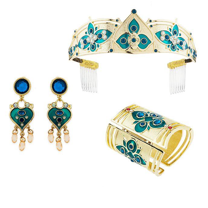 Set accesorios para disfraz princesa Jasmine, Disney Store