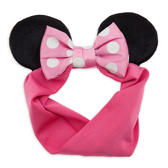 Disney Store Minnie Mouse Ears Baby Headband