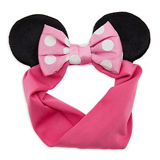 Fascia con orecchie neonato Minni Disney Store