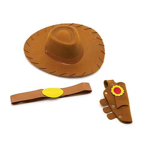 Woody Costume Accessory Set