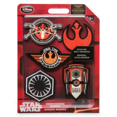 Star Wars Badges, The Force Awakens