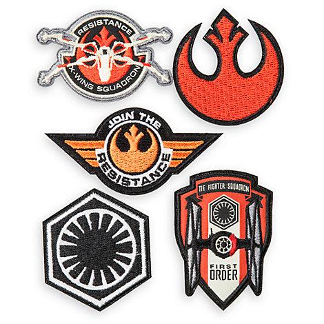 Star Wars Badges, The Force Awakens