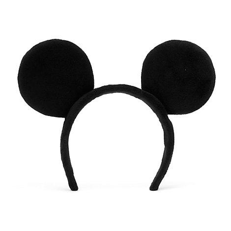Serre t te de d guisement mickey mouse oreilles - Tete de mickey a decouper ...