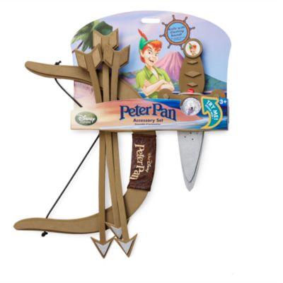 Conjunto de accesorios para disfraz Peter Pan