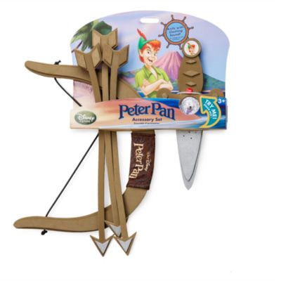 Set accessori per costume Peter Pan