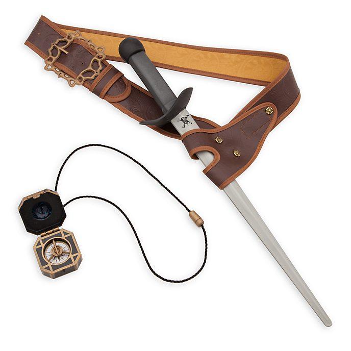 Ensemble d accessoires 3 pièces Jack Sparrow, Pirates des Caraïbes   La  Vengeance de Salazar ca043920d9a