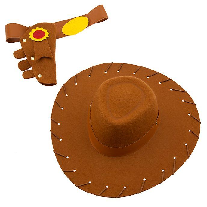 Set accesorios disfraz Woody, Disney Store