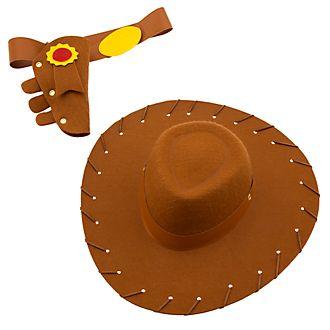 Disney Store Woody Costume Accessory Set