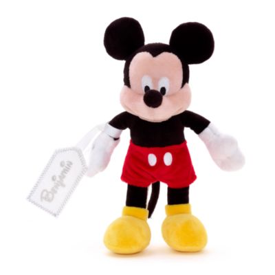 Peluche pequeño Mickey Mouse (20 cm)