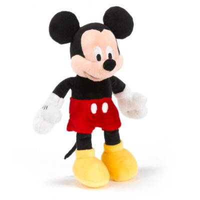 Lille Mickey Mouse-beanbag 20 cm
