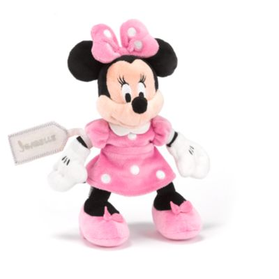 Lille Minnie Mouse-beanbag