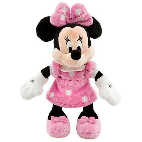 Minnie Mouse Mini Bean Bag Soft Toy